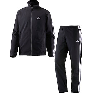 adidas Woven Light Trainingsanzug Herren schwarz