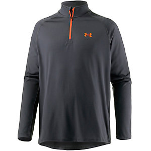 Under Armour HeatGearTech Funktionsshirt Herren dunkelgrau