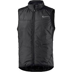 Nike Polyfill Laufweste Herren schwarz
