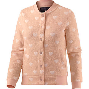 Only Sweatjacke Damen apricot