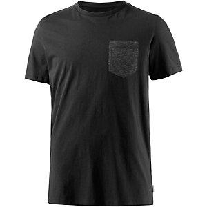 Jack & Jones T-Shirt Herren schwarz/anthrazit