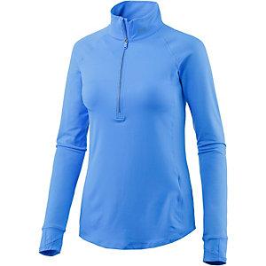 Under Armour Layered Up Laufshirt Damen blau