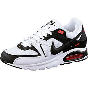 Nike Air Max Command Sneaker Herren weiß/schwarz