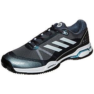 adidas Barricade Club Clay Tennisschuhe Herren grau / weiß