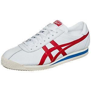 ASICS Tiger Corsair Sneaker Herren weiß / rot / blau
