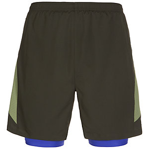 Nike Pursuit 2-in-1 Laufshorts Herren dunkelgrün