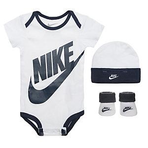 Nike Swoosh Baby Body Kinder weiß / blau