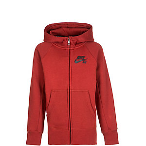 Nike Icon Kapuzenjacke Kinder rot