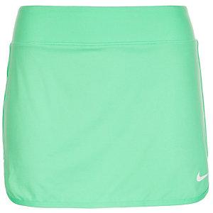 Nike Court Pure Tennisrock Damen grün