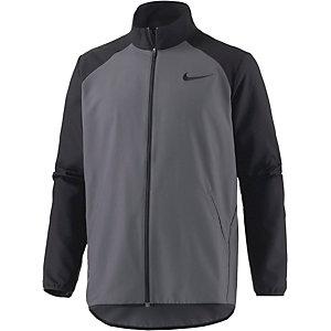Nike Team Woven Funktionsjacke Herren grau