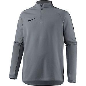 Nike Squad Funktionsshirt Herren grau/schwarz