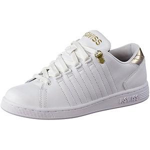 K-Swiss Lozan III TT Metallic Sneaker Damen weiß