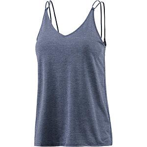 Nike Loose Strappy Tanktop Damen blau