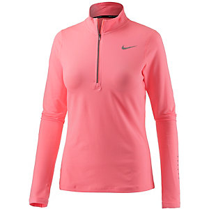 Nike Element Laufshirt Damen rosa