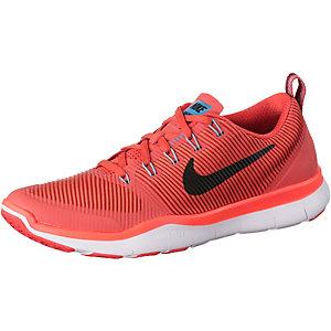 Nike Free Train Versatility Fitnessschuhe Herren orange