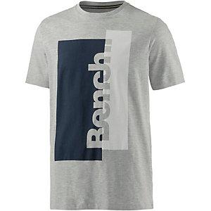 Bench T-Shirt Herren graumelange
