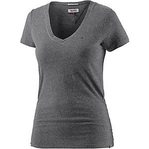 Tommy Hilfiger T-Shirt Damen dunkelgrau