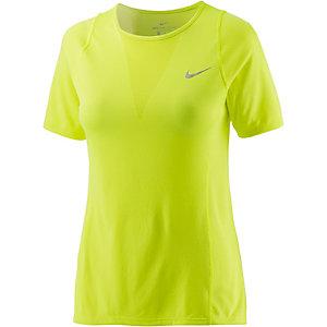 Nike Relay Laufshirt Damen gelb