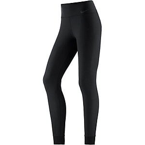 Nike Power Legend Tights Damen schwarz