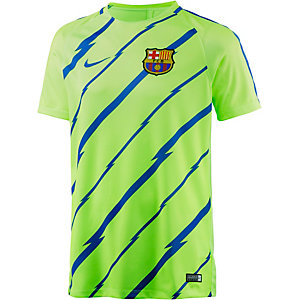 Nike Squad Funktionsshirt Herren grün/blau