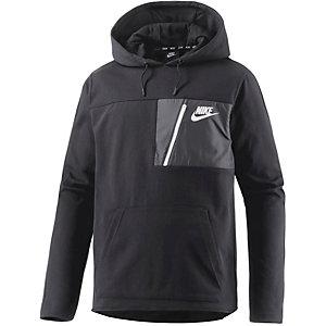 Nike AV15 Sweatshirt Herren schwarz
