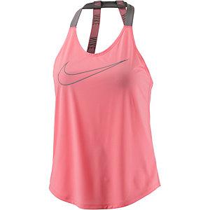 Nike Breath Elastika Funktionstank Damen rosa