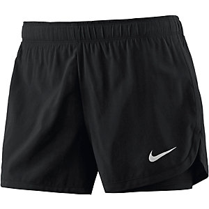 Nike Flex 2in1 Shorts Damen schwarz