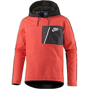 Nike AV15 Sweatshirt Herren rot