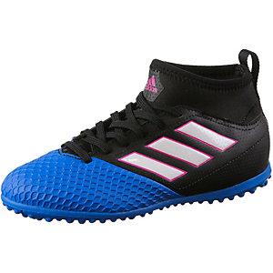 adidas ACE 17.3 TF J Fußballschuhe Kinder core black
