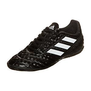 adidas ACE 17.4 Chequered Black Fußballschuhe Kinder schwarz / weiß