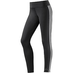 adidas D2M Tights Damen schwarz/weiß