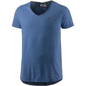 Tommy Hilfiger V-Shirt Herren hellblau