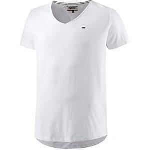 Tommy Hilfiger V-Shirt Herren weiß
