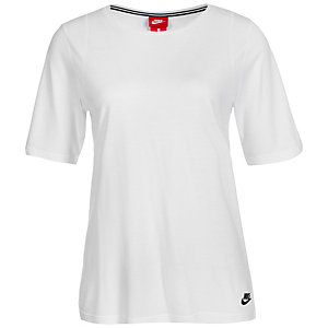 Nike Essential T-Shirt Damen weiß