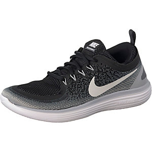 Nike Free RN Distance 2 Laufschuhe Herren schwarz