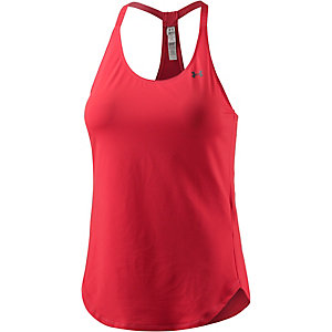 Under Armour Heatgear Coolswitch Tanktop Damen rot