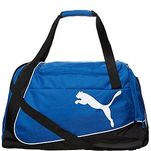 PUMA evoPOWER Sporttasche blau / schwarz