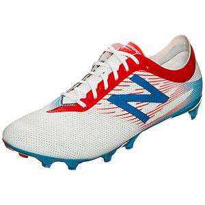 NEW BALANCE Furon Pro Fußballschuhe Herren weiß / rot / blau