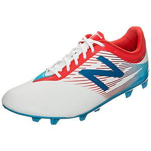 NEW BALANCE Furon Dispatch Fußballschuhe Herren weiß / blau / rot
