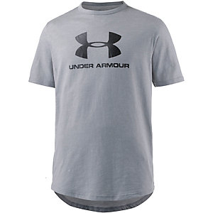 Under Armour HeatGear Sportstyle T-Shirt Herren grau