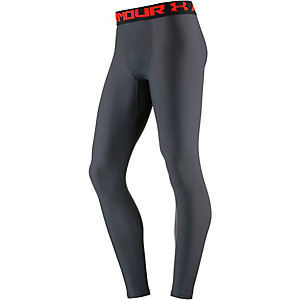 Under Armour HeatGear Armour Tights Herren grau