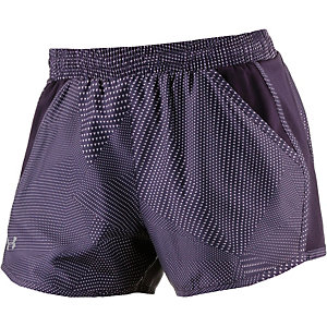 Under Armour Fly By Laufshorts Damen lila/flieder