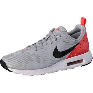 Nike Air Max Tavas Sneaker Herren grau/rot