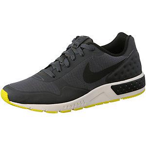 Nike Nightgazer LW Sneaker Herren grau/gelb