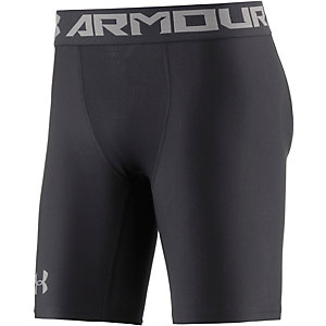 Under Armour HeatGear Armour 2.0 Funktionsshorts Herren schwarz