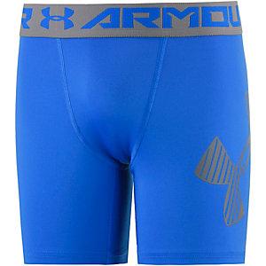 Under Armour Funktionsshorts Jungen blau