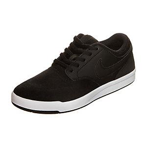 Nike Fokus Sneaker Kinder schwarz / weiß