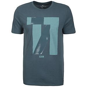 Nike F.C. T-Shirt Herren blau