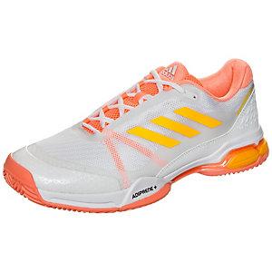 adidas Barricade Club Tennisschuhe Herren weiß / orange