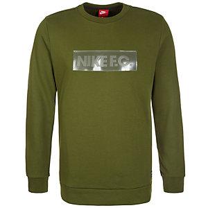 Nike F.C. Sweatshirt Herren grün